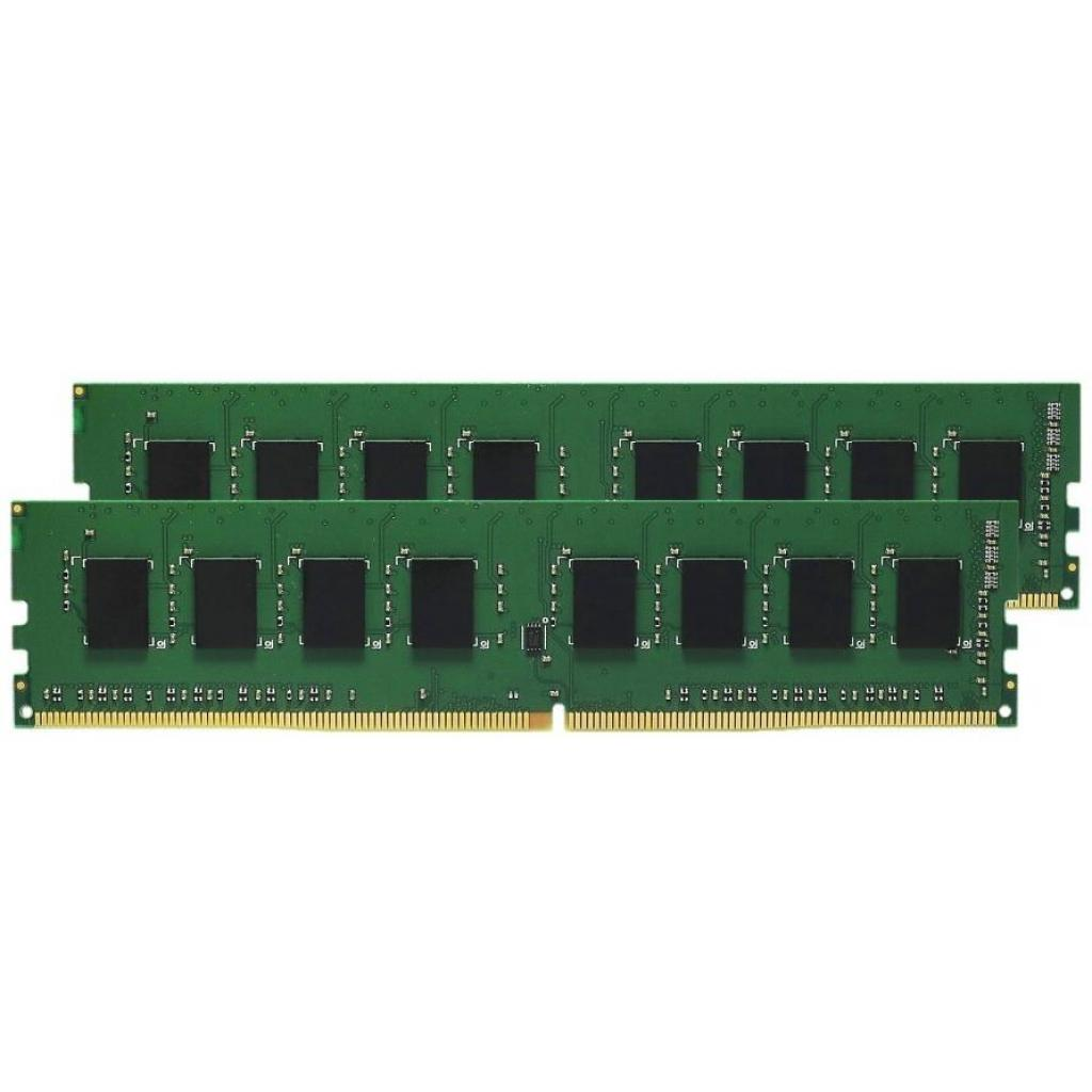 Модуль памяти для компьютера DDR4 8GB (2x4GB) 2400 MHz eXceleram (E47037AD)