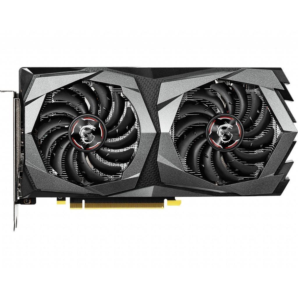 Видеокарта MSI GeForce GTX1650 4096Mb GAMING X (GTX 1650 GAMING X 4G) изображение 2