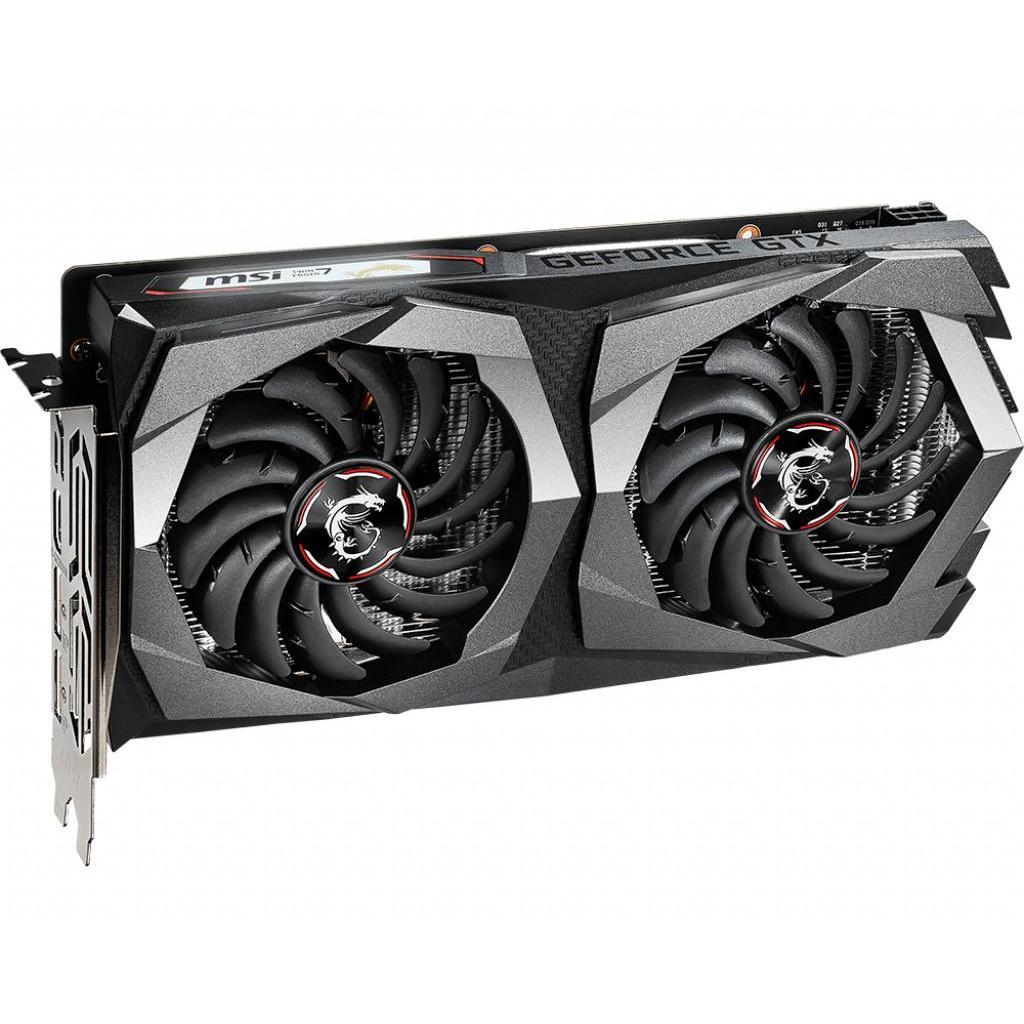 Видеокарта MSI GeForce GTX1650 4096Mb GAMING X (GTX 1650 GAMING X 4G) изображение 3