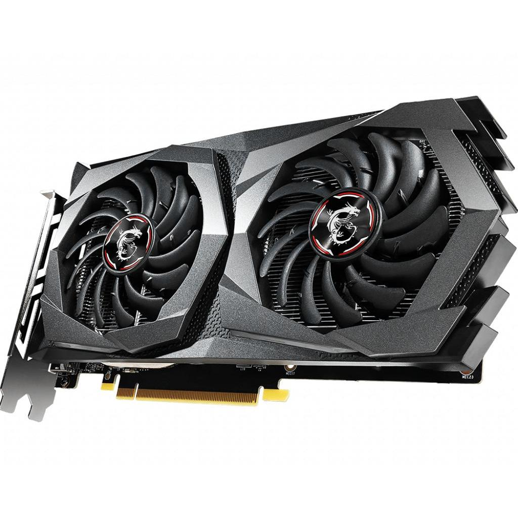Видеокарта MSI GeForce GTX1650 4096Mb GAMING X (GTX 1650 GAMING X 4G) изображение 4