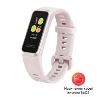 Фитнес браслет Huawei Band 4 Pearl White (Andes-B29) (55024460)
