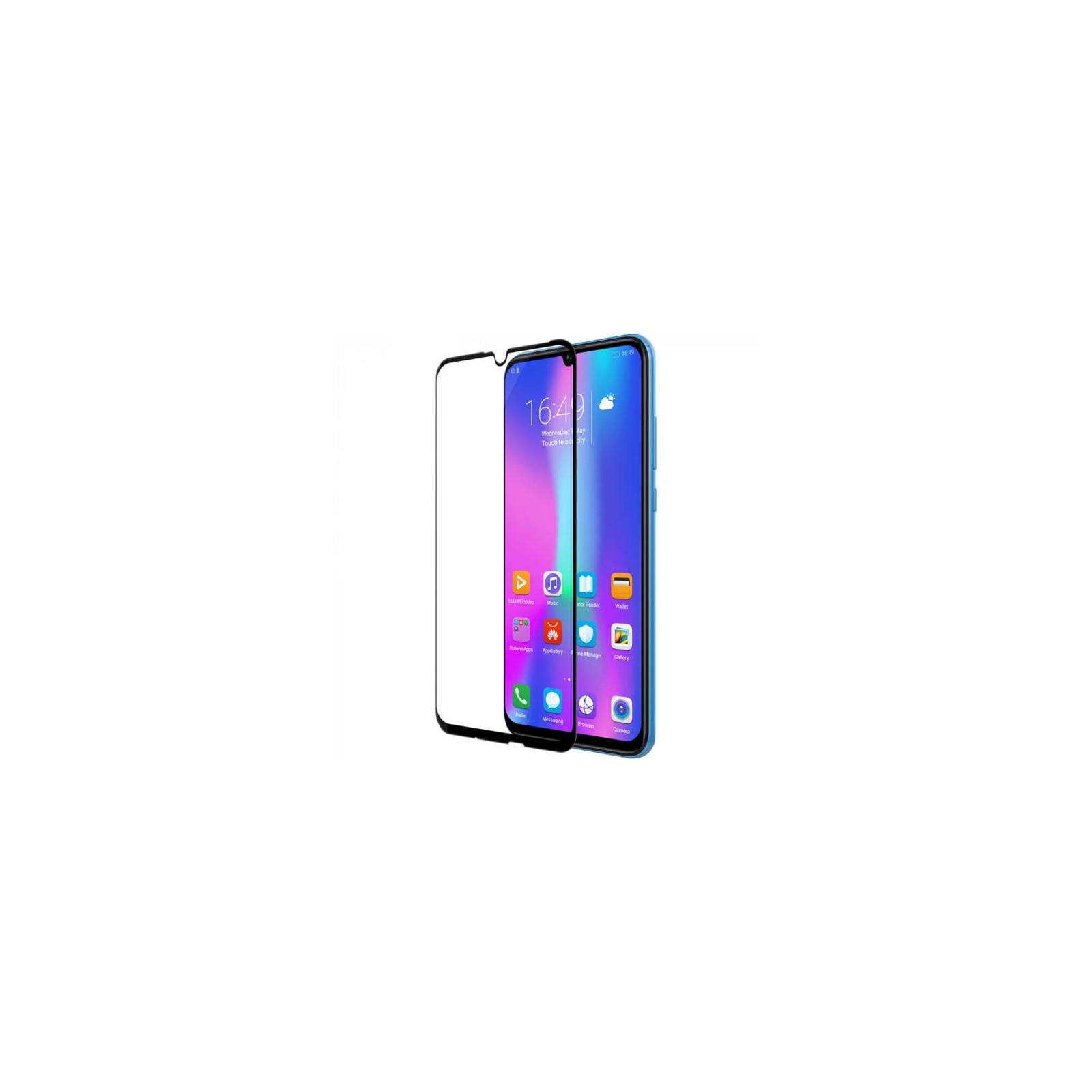 Стекло защитное Drobak для Huawei P Smart 2019 (Black) (448426) изображение 2