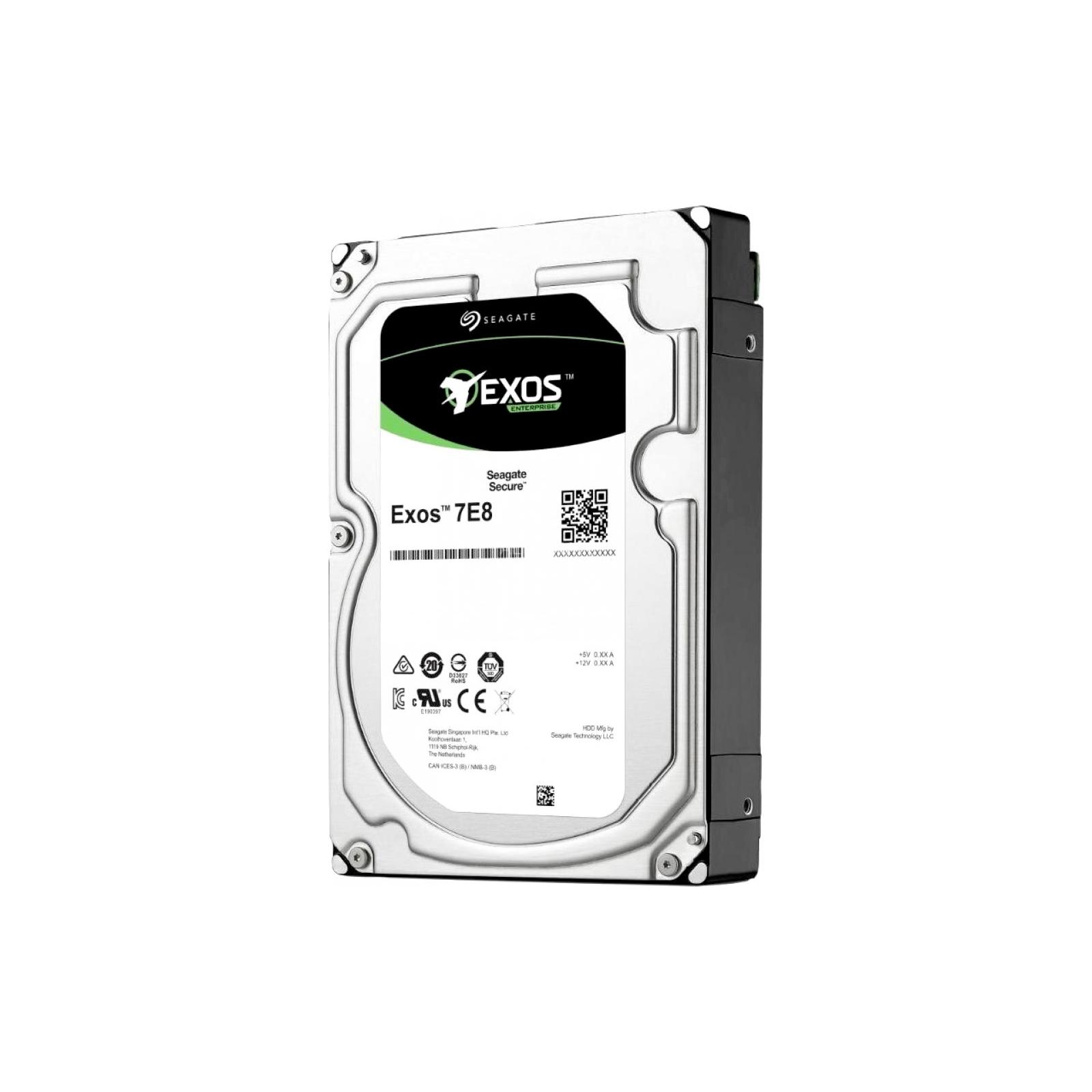 """Жесткий диск 3.5"""" 2TB Seagate (ST2000NM001A) изображение 3"""