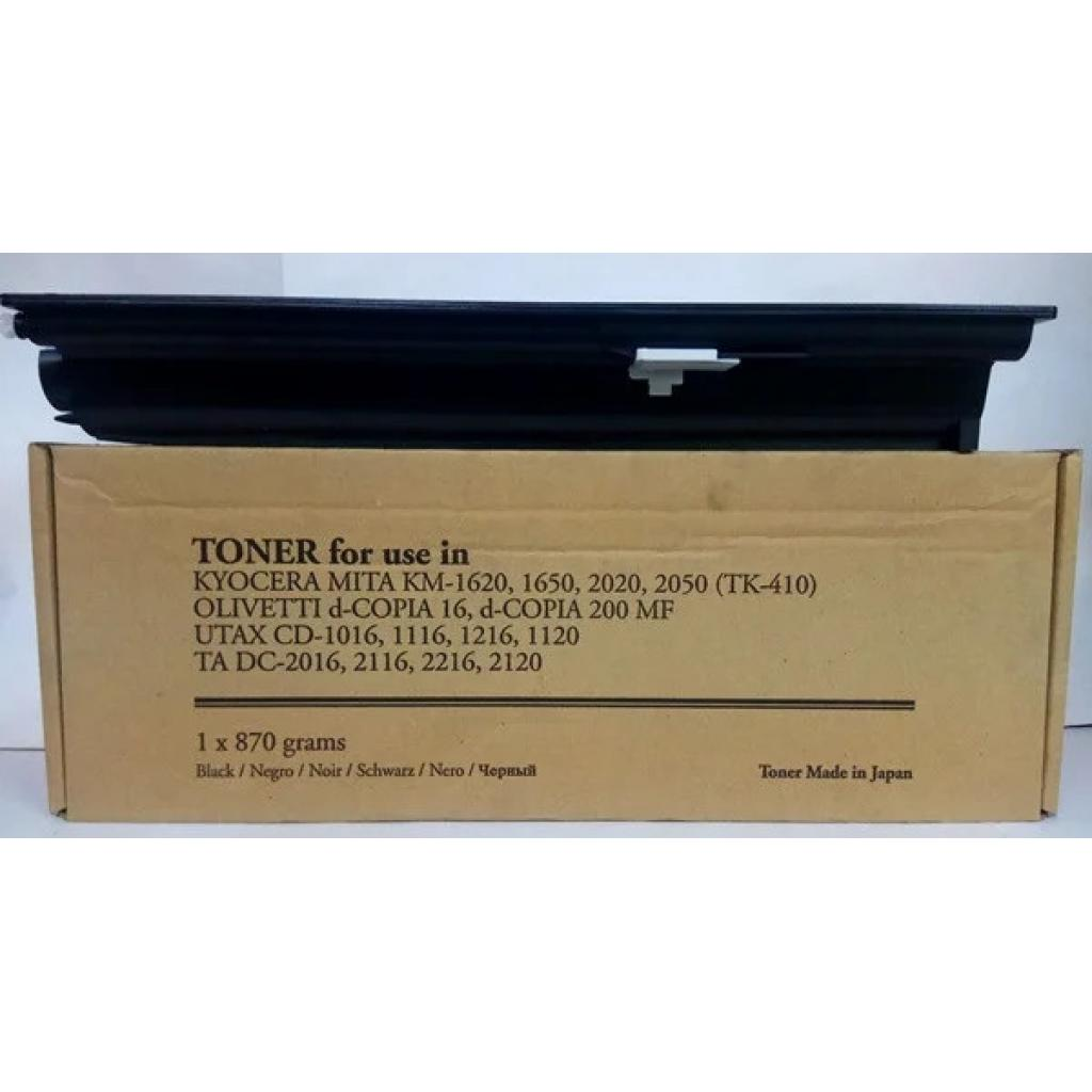 Тонер-картридж Tomoegawa KYOCERA TK-410 (PY424Y.871)