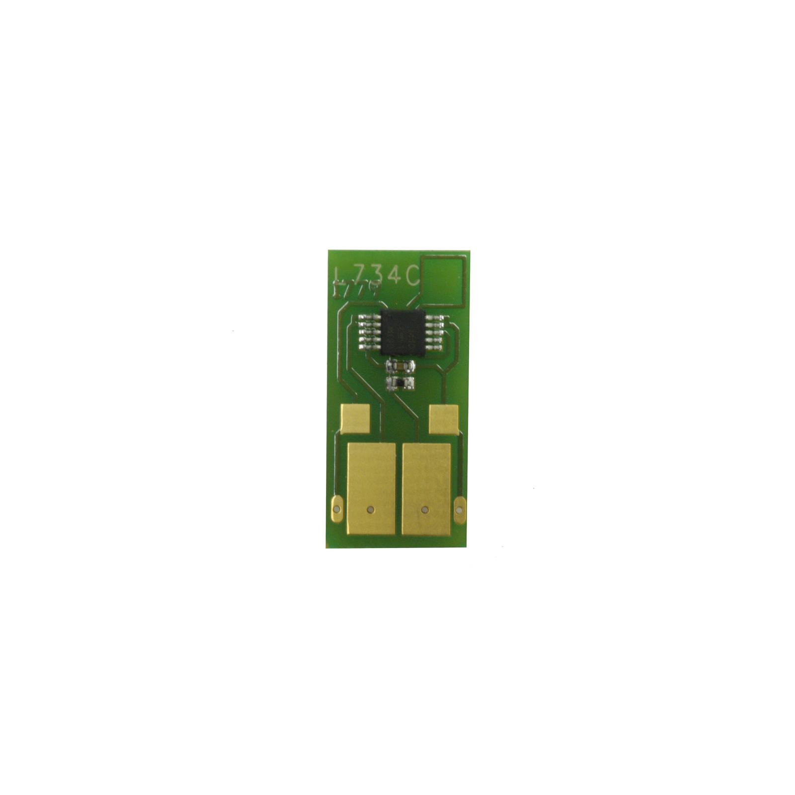 Чип для картриджа LexmarkC734 (C734A1CG/C734A2CG) 6k cyan Static Control (LC734CP-C)