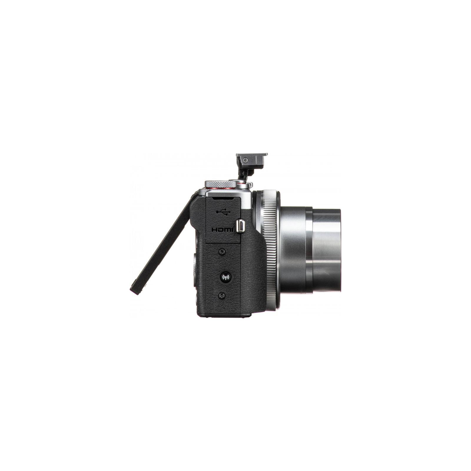 Цифровой фотоаппарат Canon Powershot G7 X Mark III Black (3637C013) изображение 12