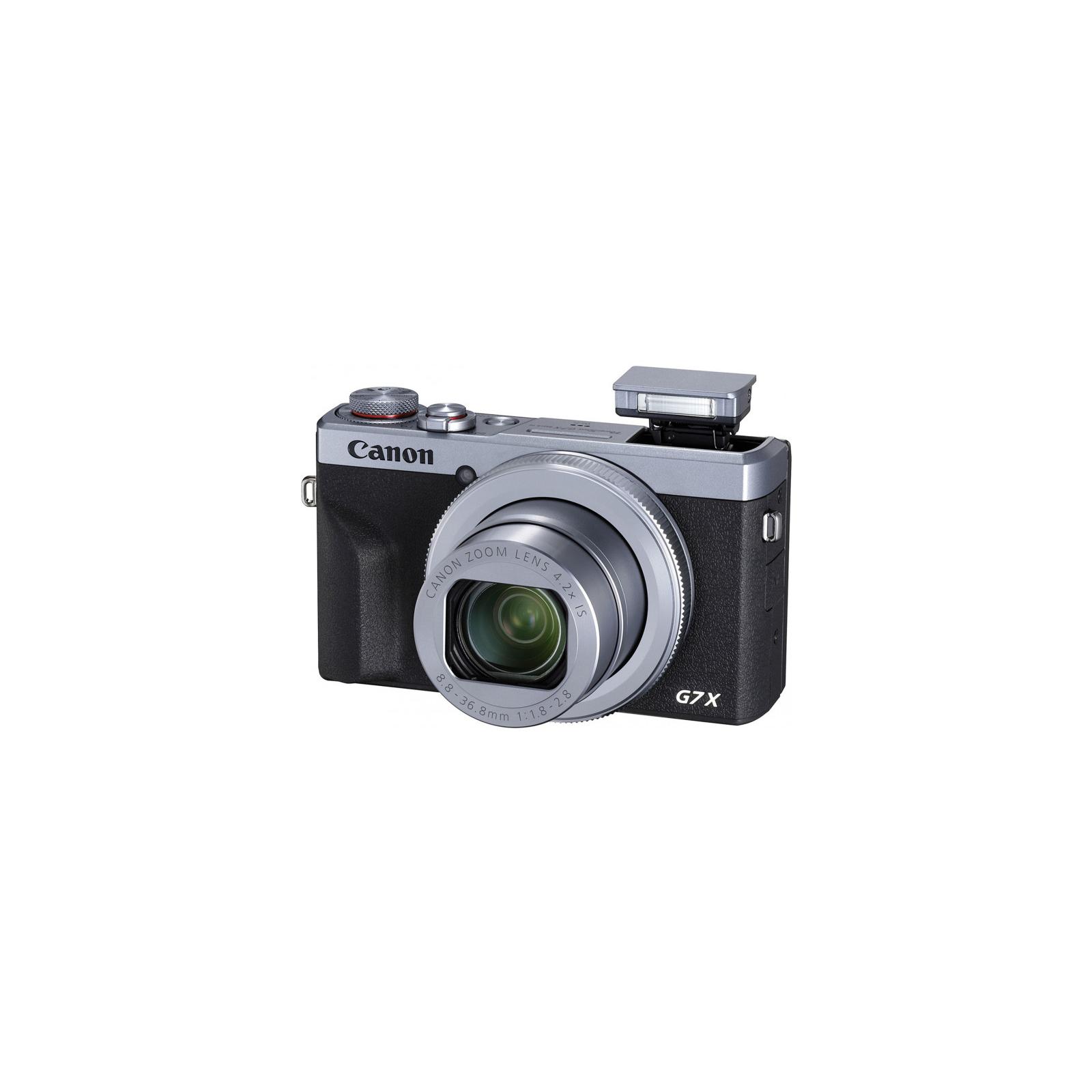 Цифровой фотоаппарат Canon Powershot G7 X Mark III Black (3637C013) изображение 2