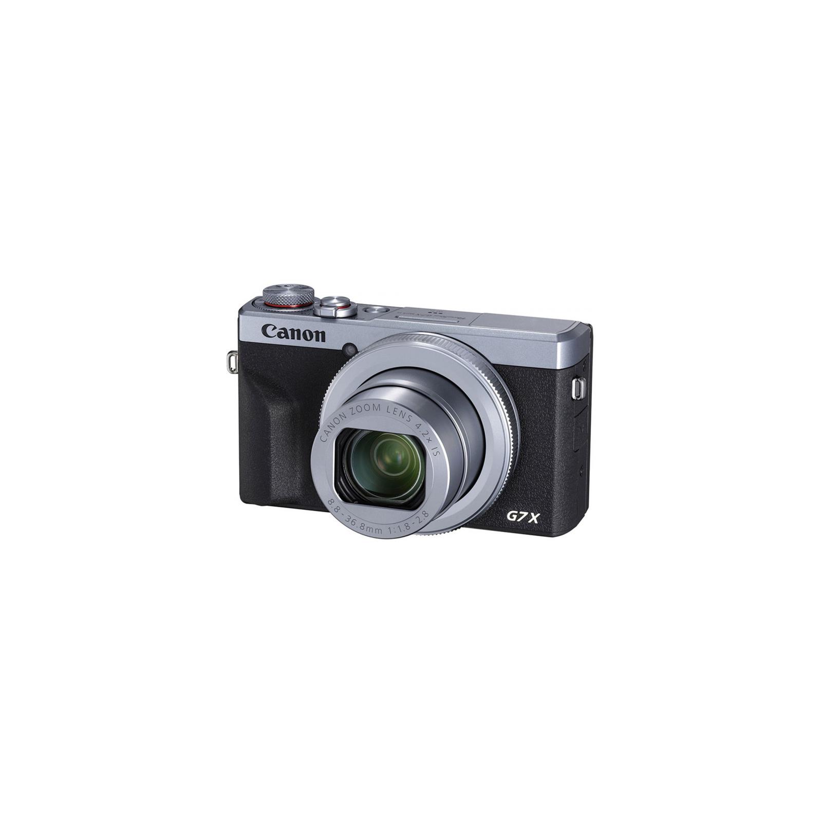 Цифровой фотоаппарат Canon Powershot G7 X Mark III Black (3637C013)