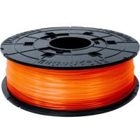 Пластик для 3D-принтера XYZprinting PLA 1.75мм/0.6кг transparent orange (RFPLBXEU07E)
