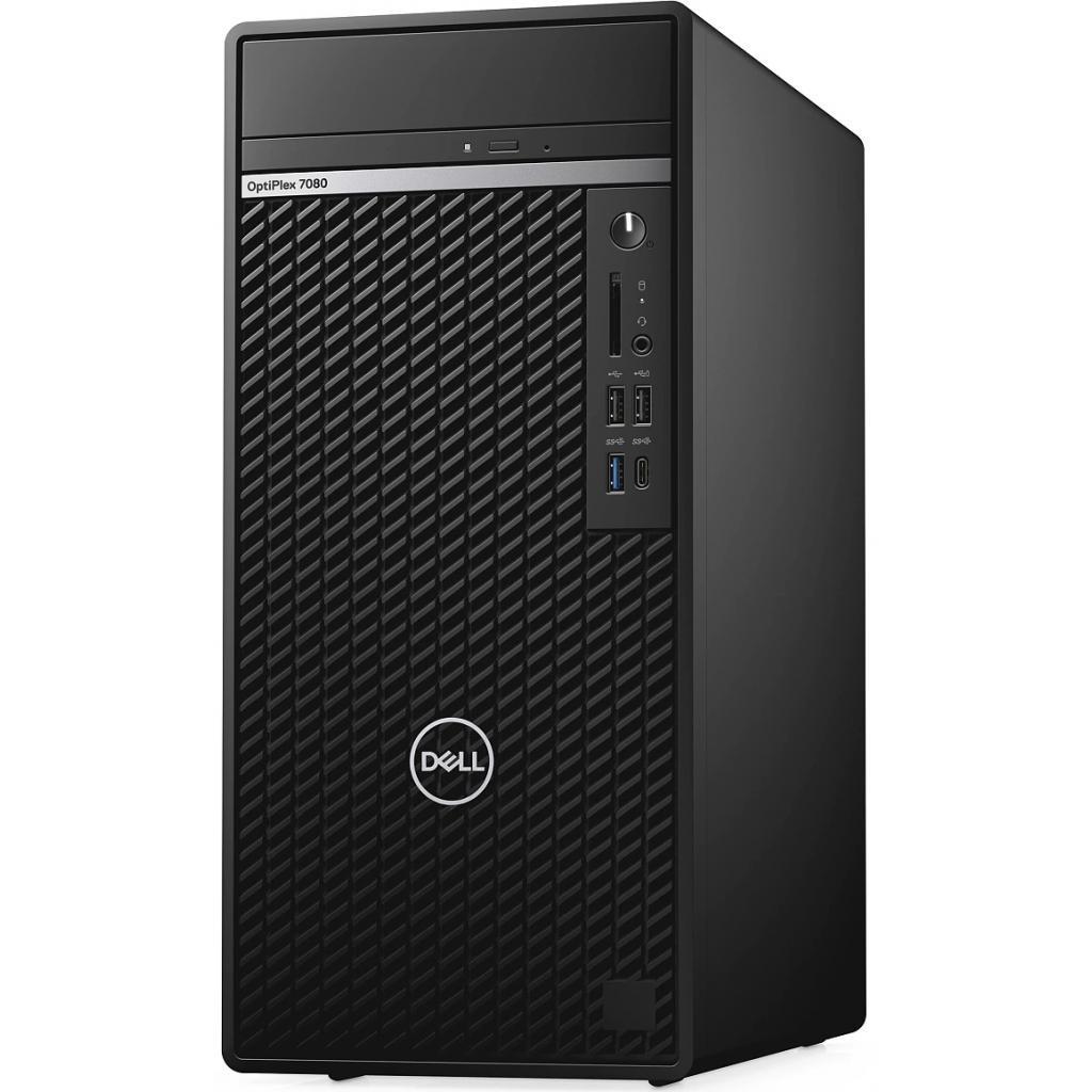 Комп'ютер Dell OptiPlex 7080 MT / i7-10700 (N009O7080MT)