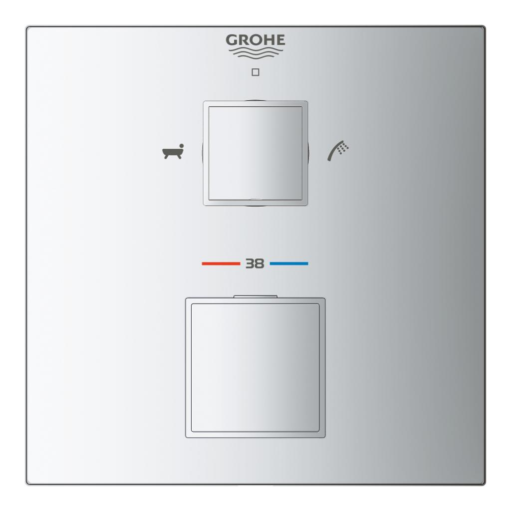 Термостатический смеситель Grohe GRT (24155000) изображение 2