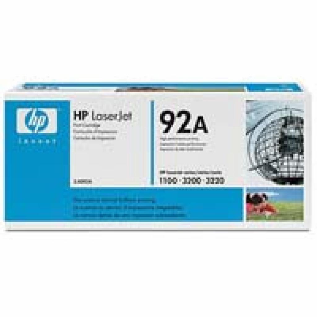 Картридж HP LJ 1100/1100A (LBP-810/1120) (C4092A)