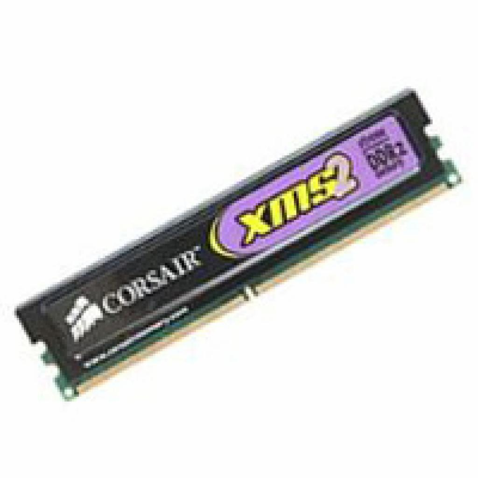 Модуль памяти для компьютера DDR2 2GB 800 MHz CORSAIR (CM2X2048-6400C5)