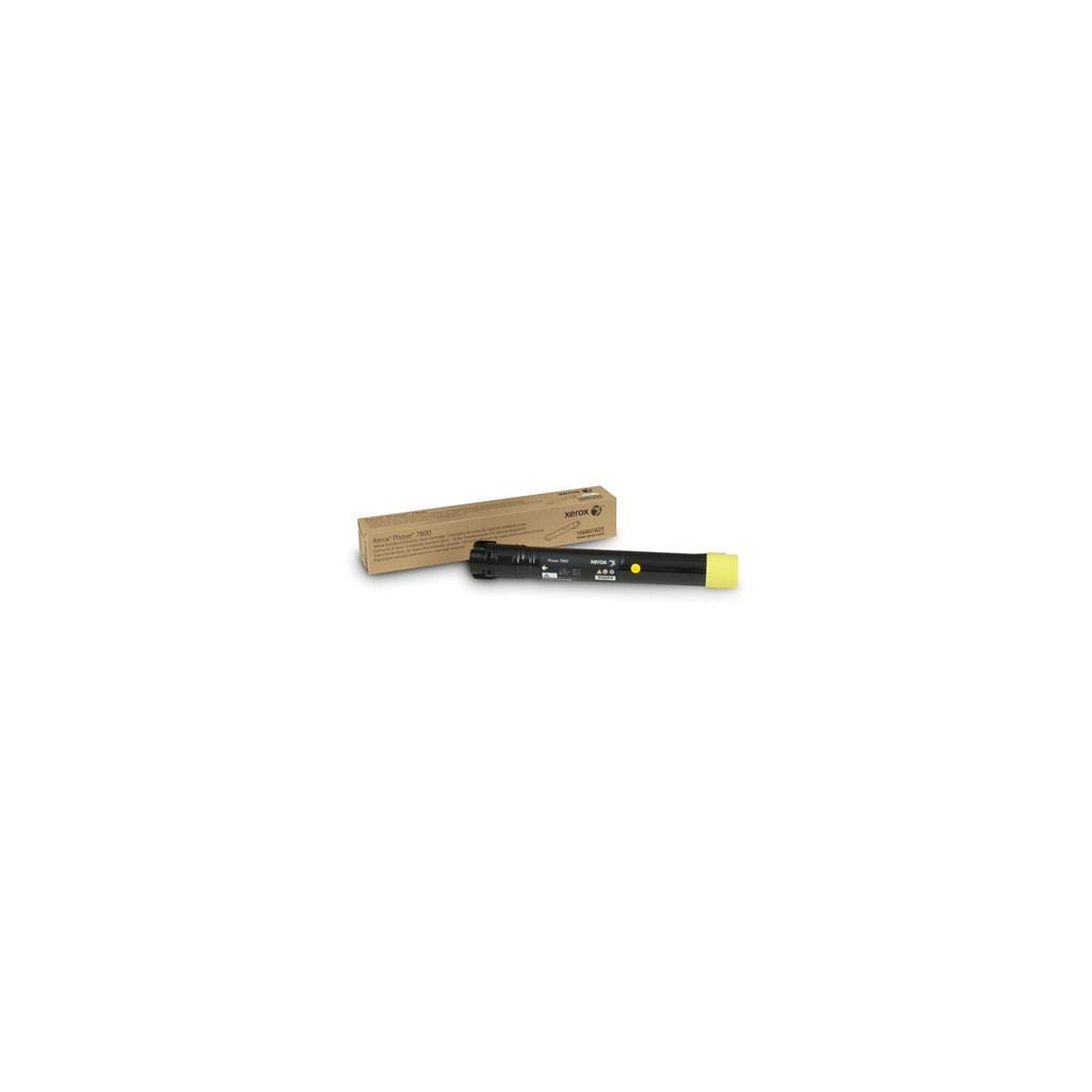 Тонер-картридж XEROX PH7800 Yellow (106R01625)