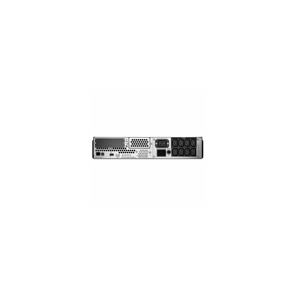 Источник бесперебойного питания APC Smart-UPS RM 2200VA 2U LCD (SMT2200RMI2U) изображение 2