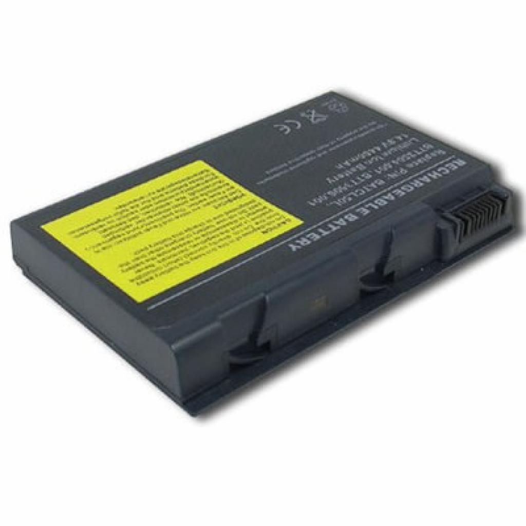 Аккумулятор для ноутбука Acer BATCL50L Travelmate 291 BatteryExpert (BATCL50L L 44)