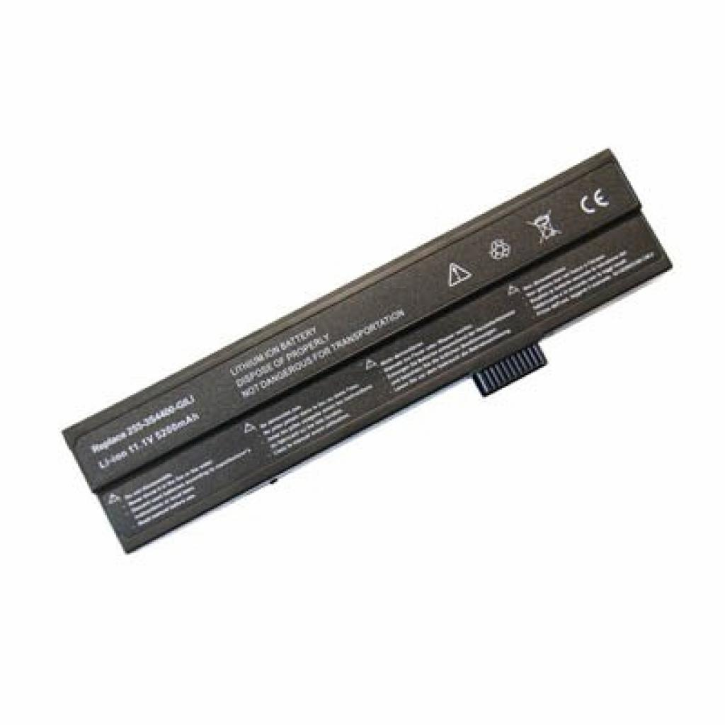 Аккумулятор для ноутбука Fujitsu-Siemens 255-3S4400-G1R Amil BatteryExpert (255-3S4400-G1R L 52)