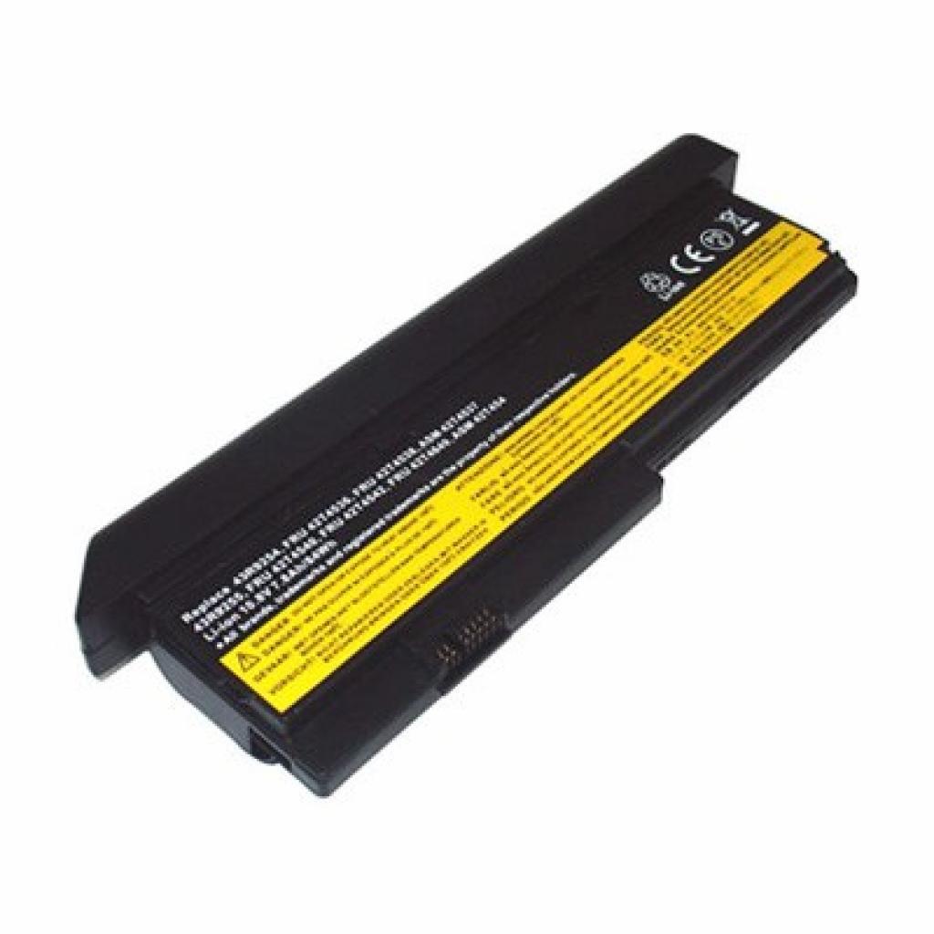 Аккумулятор для ноутбука Lenovo 43R9255 ThinkPad X200 (42T4534 BO 56)