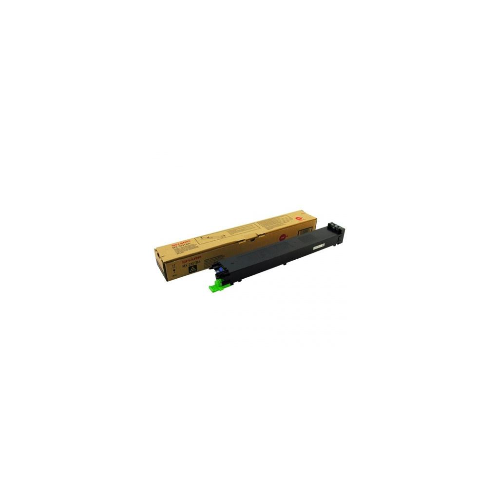 Картридж SHARP MX31GTBA BLACK для MX2600N/MX3100N (MX31GTBA)
