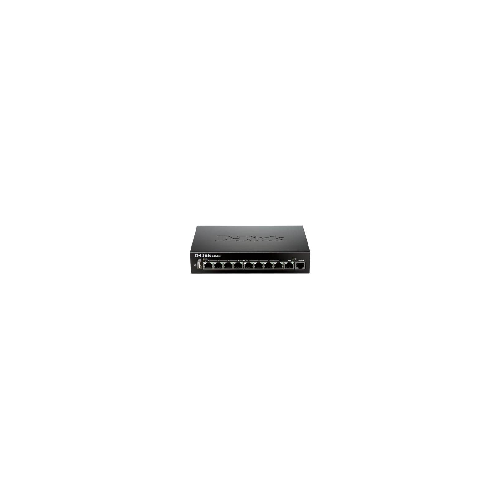 Файрвол D-Link DSR-250