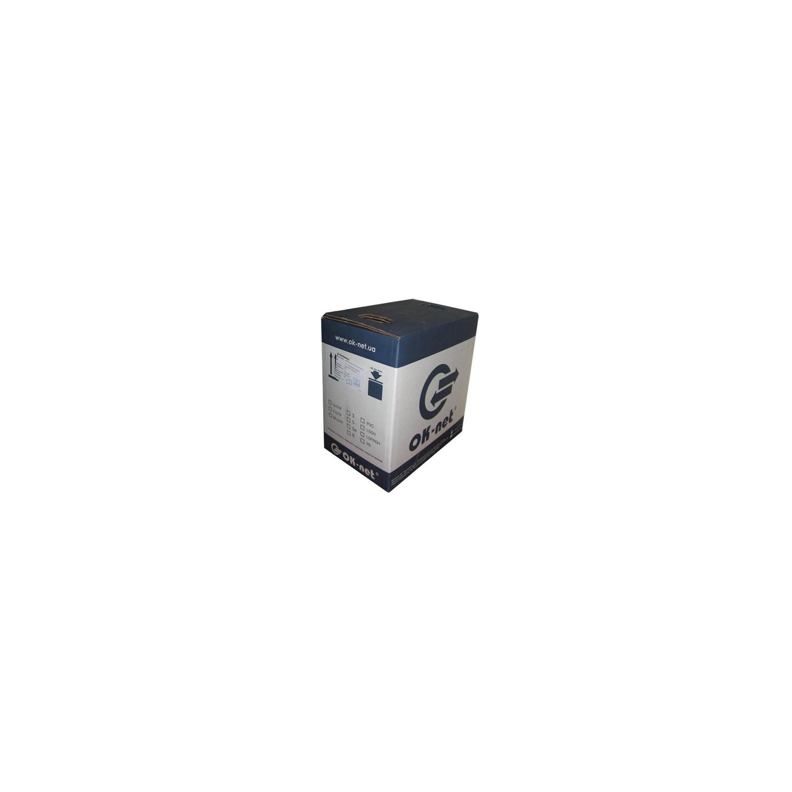 Кабель сетевой OK-Net UTP 305м (КПВ-ВП (250) 4х2х0,57)