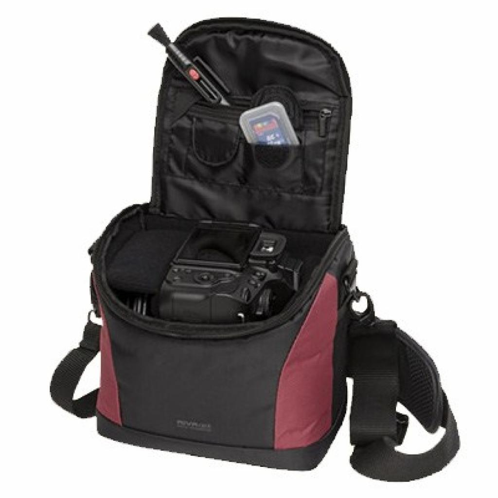 Фото-сумка RivaCase SLR Case (7228 Black/Red) изображение 2