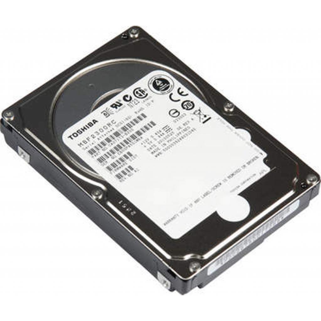 Жесткий диск для сервера 300GB TOSHIBA (MBF2300RC) изображение 2