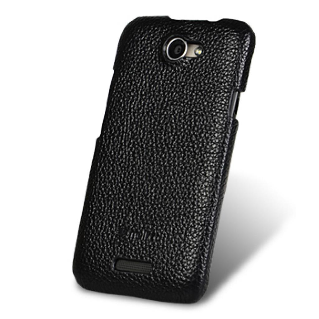 Чехол для моб. телефона Melkco для HTC One X /Snap Cover/black (O2ONEXLOLT1BKLC) изображение 3