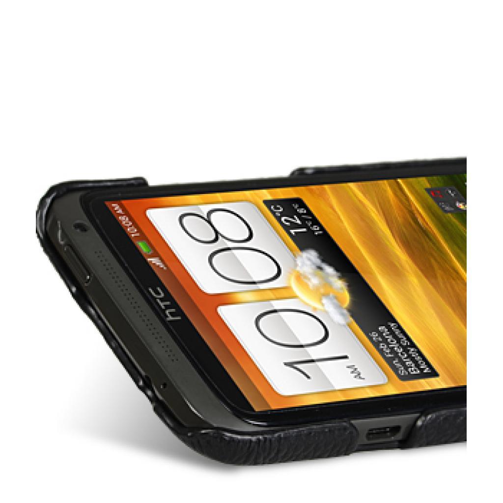 Чехол для моб. телефона Melkco для HTC One X /Snap Cover/black (O2ONEXLOLT1BKLC) изображение 4