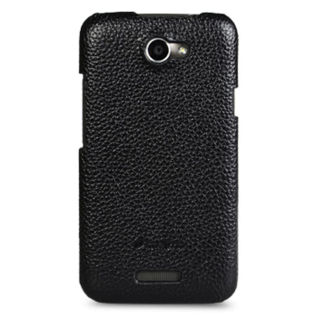 Чехол для моб. телефона Melkco для HTC One X /Snap Cover/black (O2ONEXLOLT1BKLC)