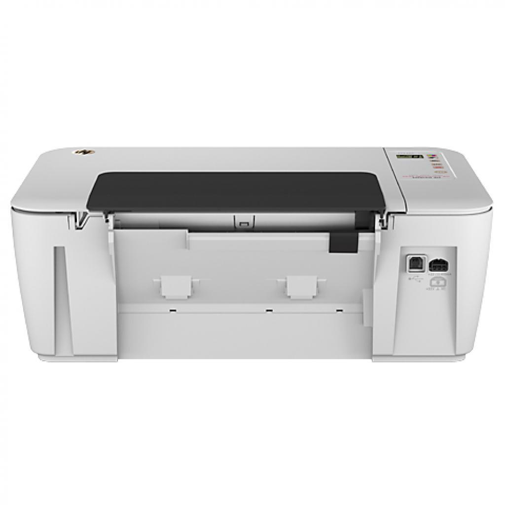 Многофункциональное устройство HP DJ Ink Advantage 2545 c WiFi (A9U23C) изображение 4