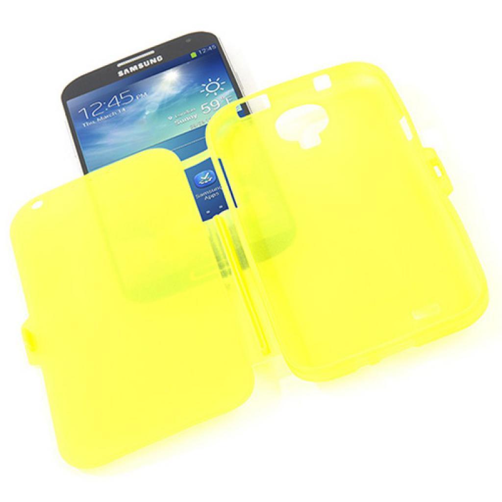 Чехол для моб. телефона Tucano для Samsung Galaxy S4 /Pronto booklet/Verde (SG4PR-V) изображение 5