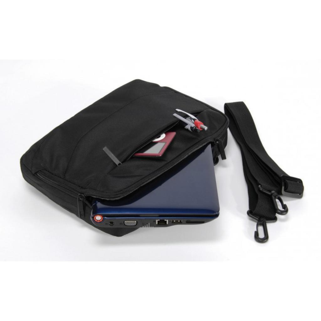 """Сумка для ноутбука Tucano 10"""" Slim case/Black (BNW10) изображение 3"""