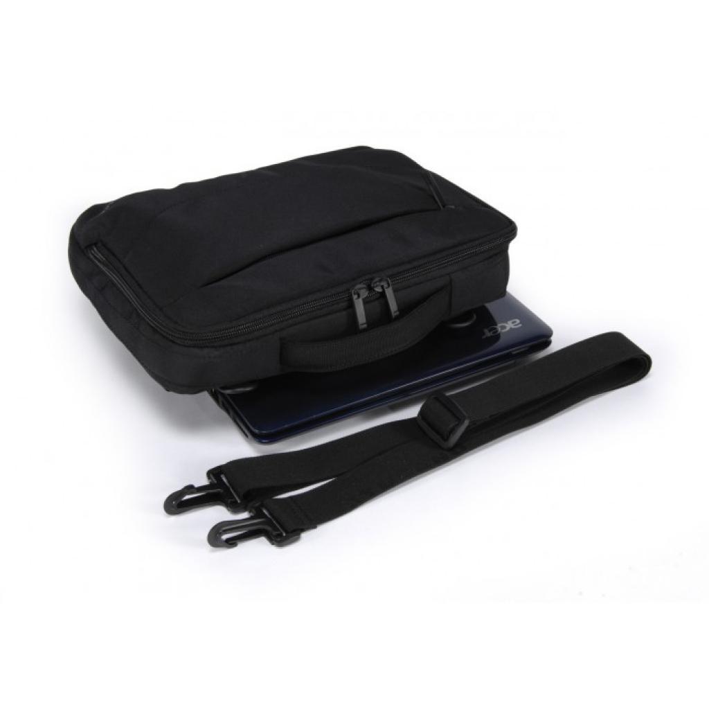 """Сумка для ноутбука Tucano 10"""" Slim case/Black (BNW10) изображение 4"""