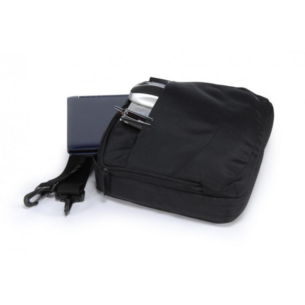 """Сумка для ноутбука Tucano 10"""" Slim case/Black (BNW10) изображение 5"""