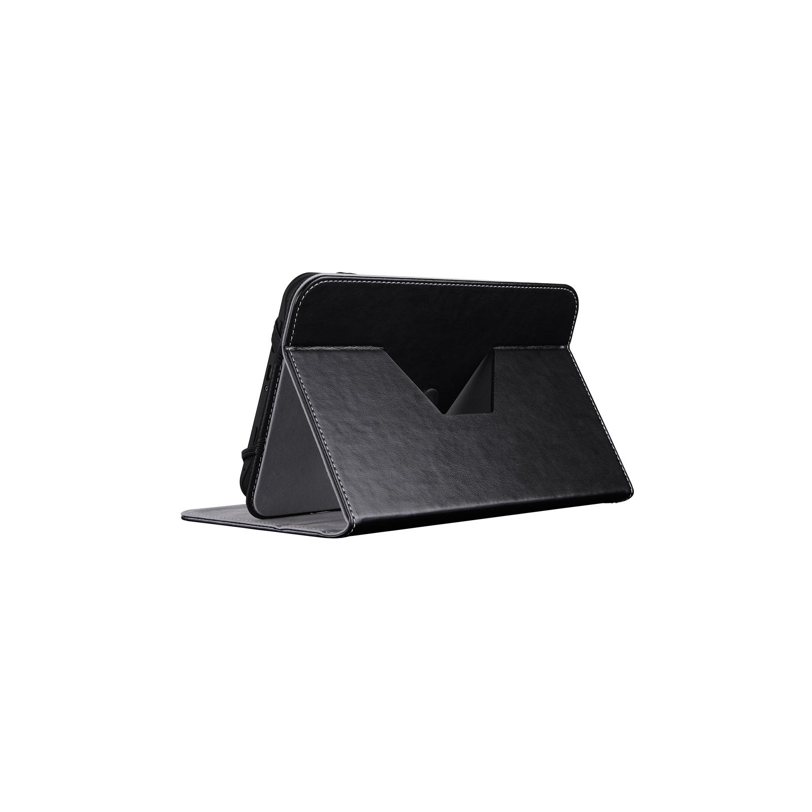 "Чехол для планшета PRESTIGIO 7"" Universal rotating BLACK (PTCL0207BK) изображение 6"