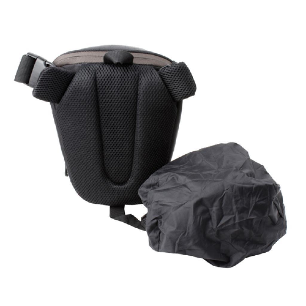 Фото-сумка Crumpler Quick Escape 400 (dull black) (QE400-001) изображение 6