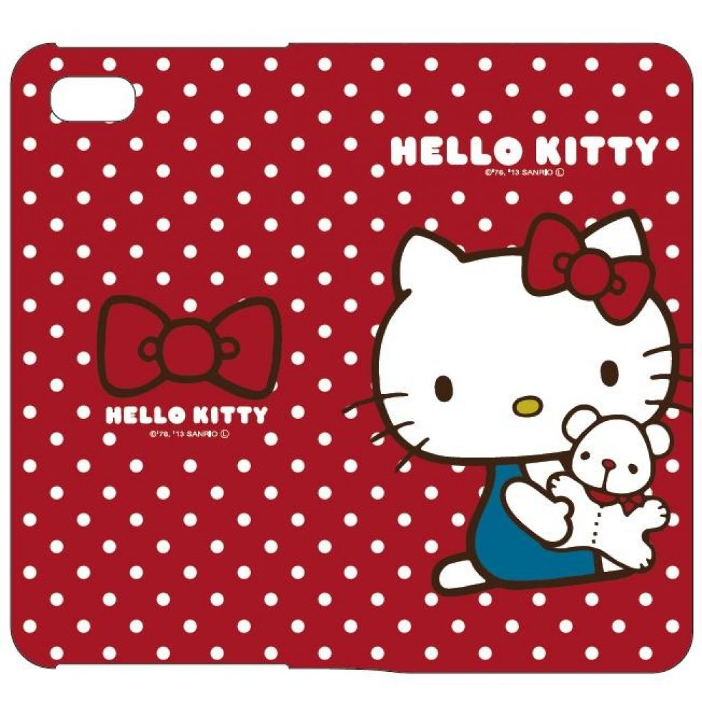 Чехол для моб. телефона Hello Kitty iPhone5S Leather case (SANI-06KTA)