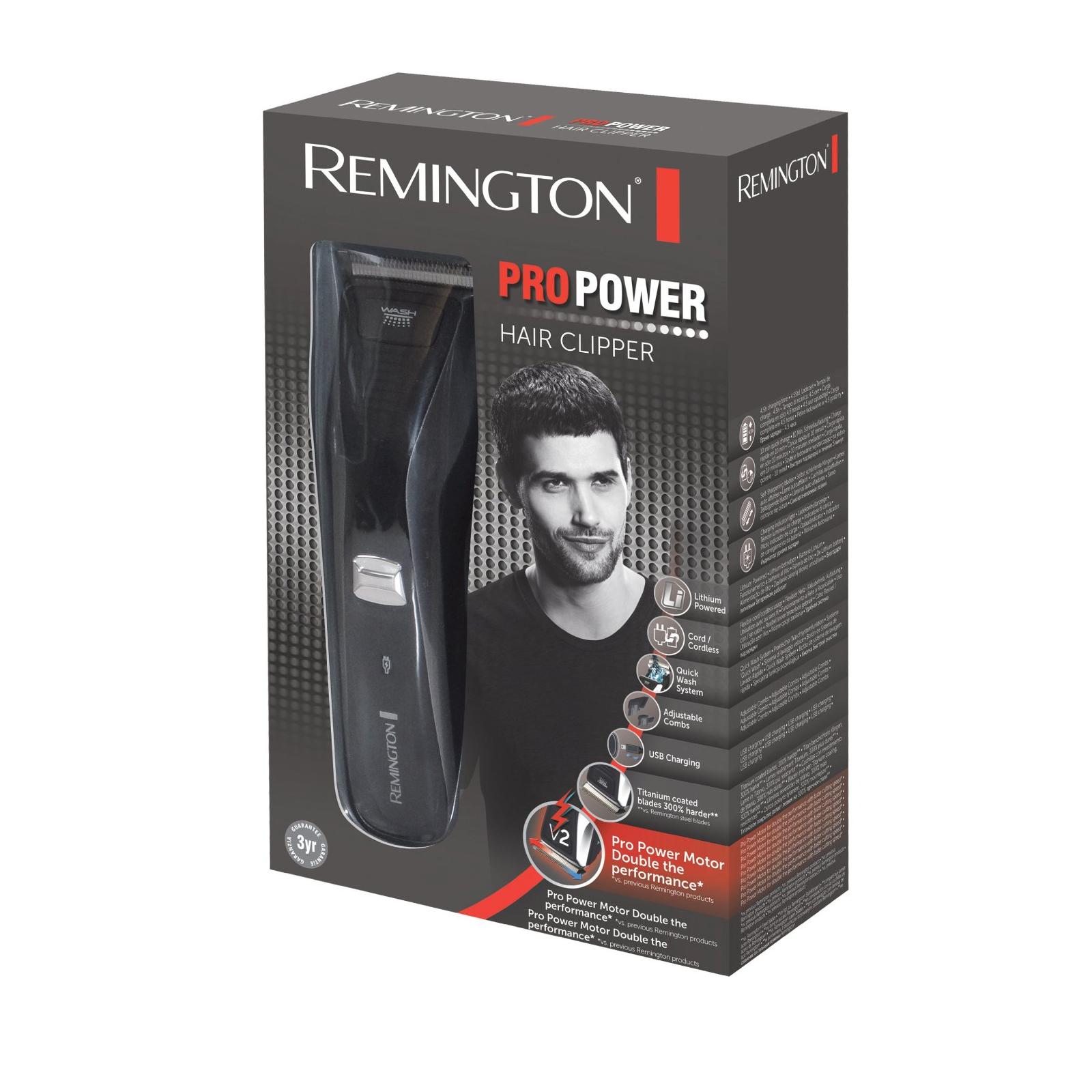Машинка для стрижки Remington HC5600 изображение 2