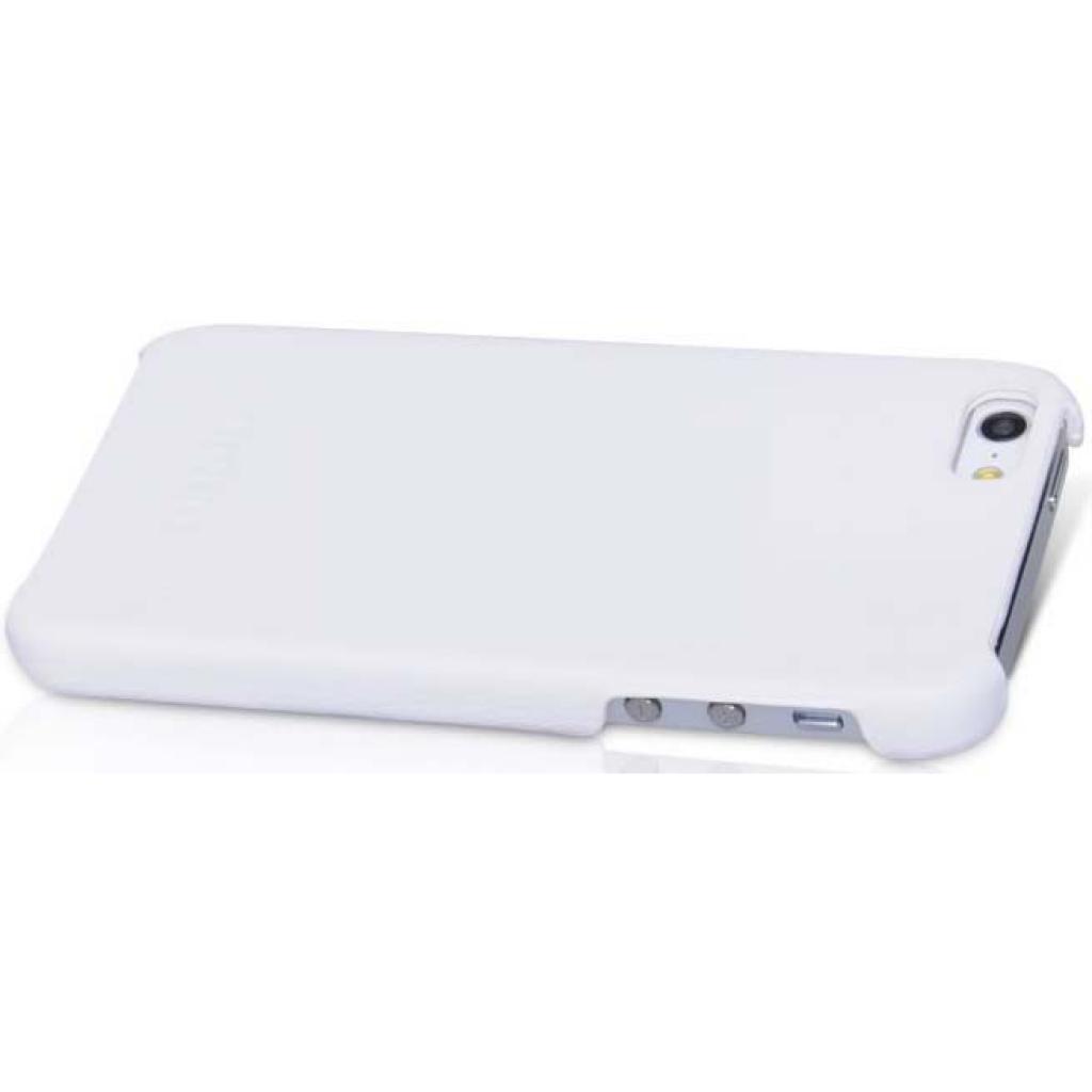 Чехол для моб. телефона HOCO для iPhone 4/4S /Duke Back (HI-BL001 White)