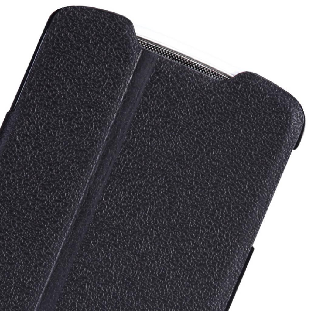 Чехол для моб. телефона NILLKIN для Lenovo S920 /Fresh/ Leather/Black (6076869) изображение 2