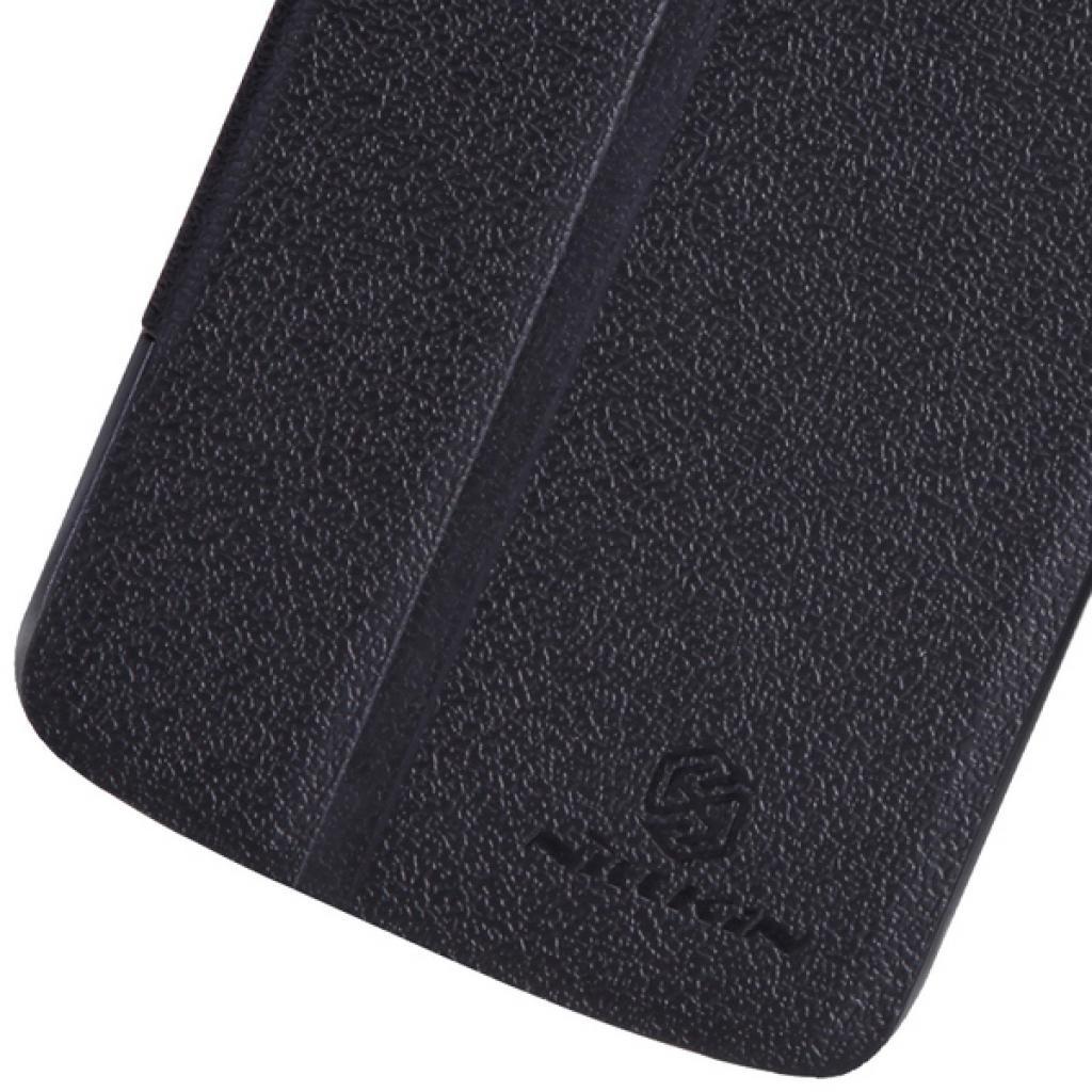 Чехол для моб. телефона NILLKIN для Lenovo S920 /Fresh/ Leather/Black (6076869) изображение 3