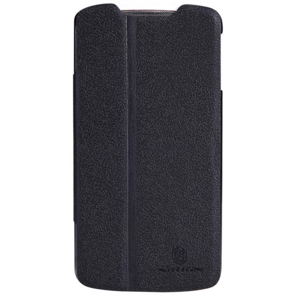 Чехол для моб. телефона NILLKIN для Lenovo S920 /Fresh/ Leather/Black (6076869)