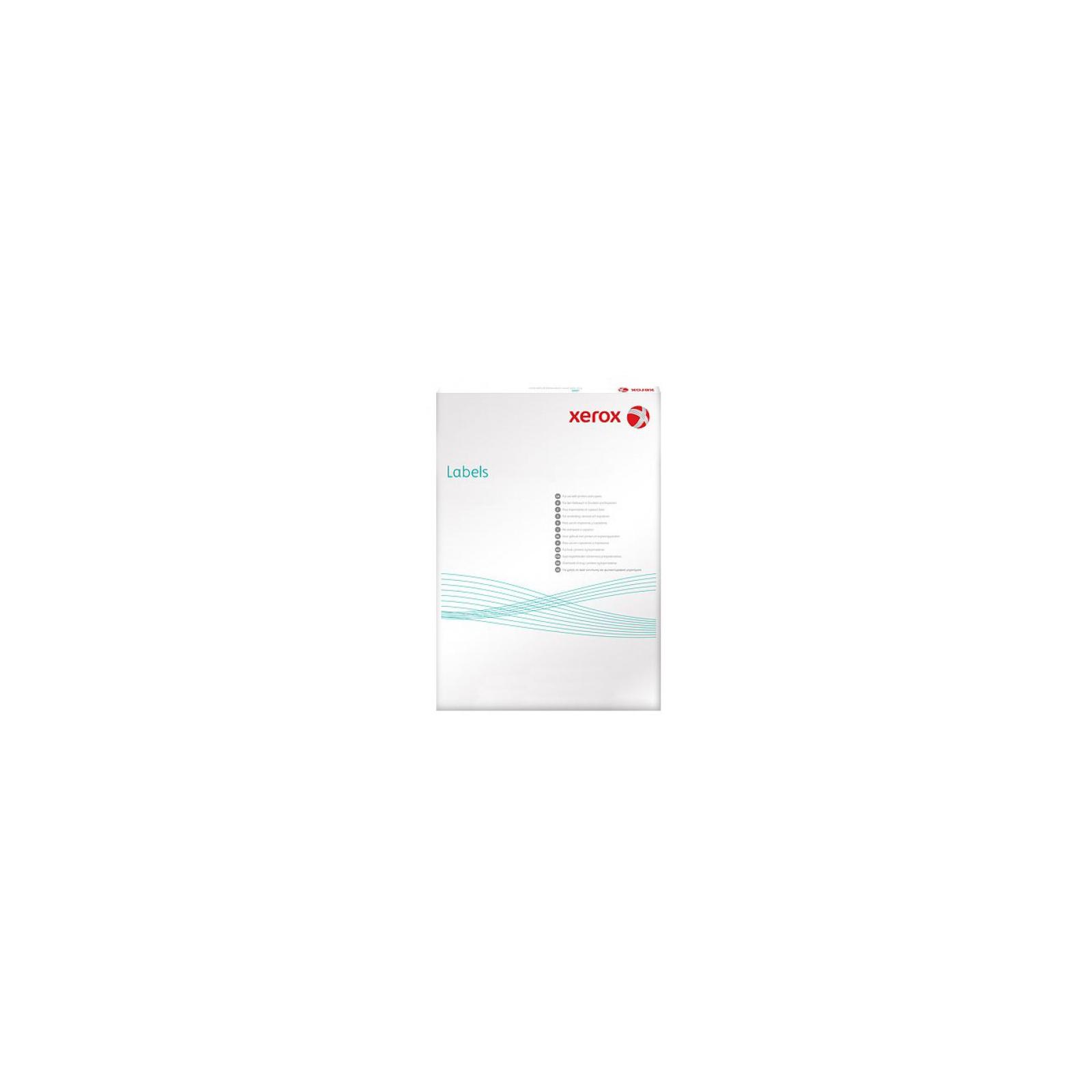 Етикетка самоклеюча Xerox 003R97408