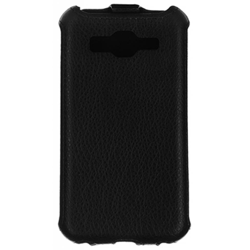 Чехол для моб. телефона для Samsung Galaxy Core Advance I8580 (Black) Lux-flip Drobak (216087) изображение 2