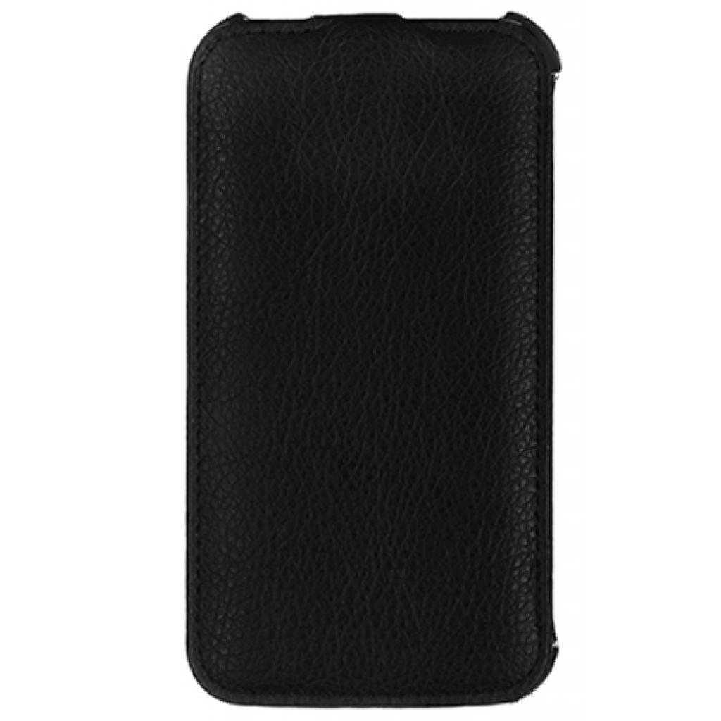 Чехол для моб. телефона для Samsung Galaxy Core Advance I8580 (Black) Lux-flip Drobak (216087)