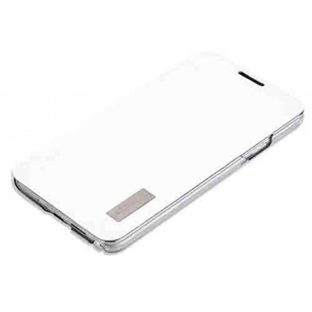 Чехол для моб. телефона Rock Samsung Note3 Neo New Elegant series white (Note III NEO-62812)