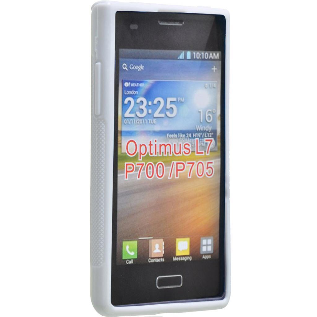 Чехол для моб. телефона Pro-case LG L7 dual white (PCPCL7W) изображение 2