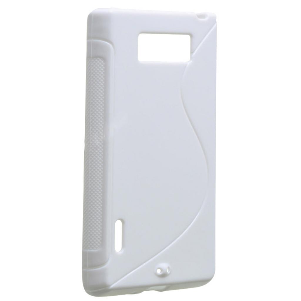 Чехол для моб. телефона Pro-case LG L7 dual white (PCPCL7W)