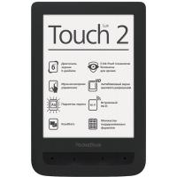 Электронная книга PocketBook 626 Touch Lux2, Black (PB626-E-CIS)